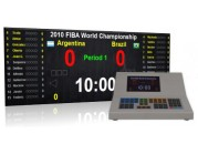 Led Matrix Display Scoreboard επαγγελματικού τύπου