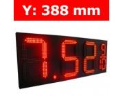"""Πινακίδα led για τιμοκαταλογους - βενζινάδικα - 15"""""""