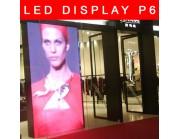 Led Display P6 για βιτρίνες καταστημάτων
